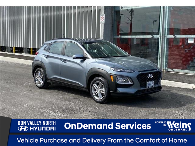 2021 Hyundai Kona 2.0L Essential (Stk: 104862) in Markham - Image 1 of 19