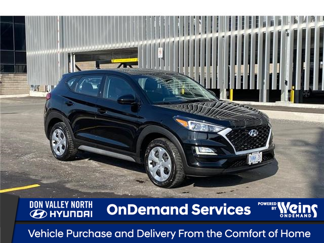2021 Hyundai Tucson ESSENTIAL (Stk: 104788) in Markham - Image 1 of 17