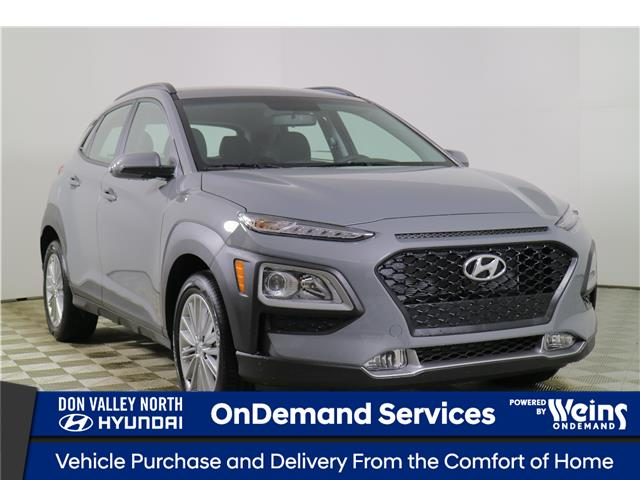 2021 Hyundai Kona 2.0L Preferred (Stk: 114191) in Markham - Image 1 of 24