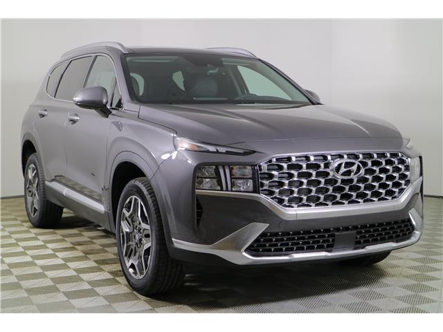 2021 Hyundai Santa Fe HEV Luxury (Stk: 114197) in Markham - Image 1 of 27