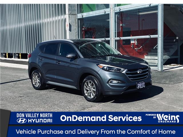 2017 Hyundai Tucson Premium (Stk: 9134H) in Markham - Image 1 of 16