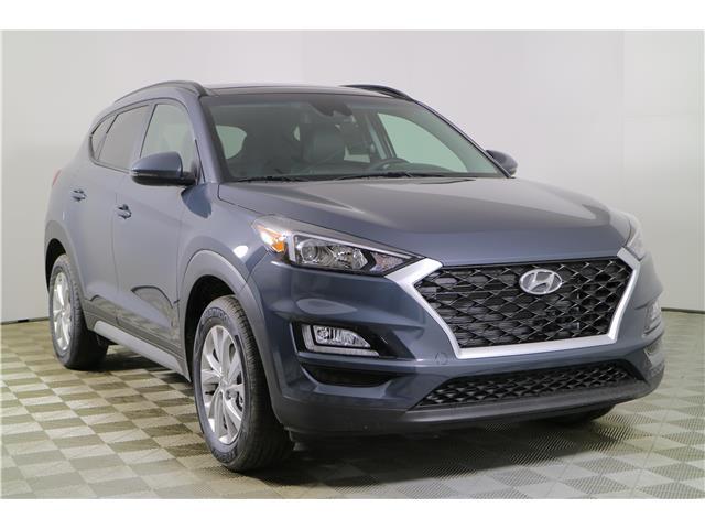 2021 Hyundai Tucson Preferred w/Sun & Leather Package (Stk: 114172) in Markham - Image 1 of 25