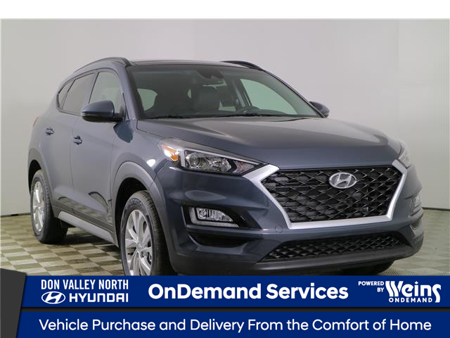 2021 Hyundai Tucson Preferred w/Sun & Leather Package (Stk: 114214) in Markham - Image 1 of 25