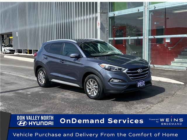 2017 Hyundai Tucson Premium (Stk: 9123H) in Markham - Image 1 of 7