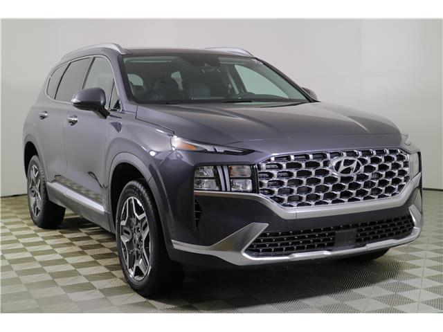 2021 Hyundai Santa Fe HEV Luxury (Stk: 114196) in Markham - Image 1 of 28
