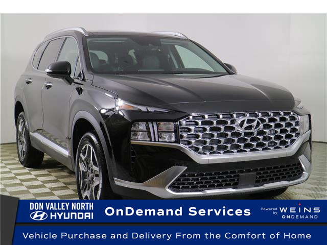2021 Hyundai Santa Fe HEV Luxury (Stk: 114194) in Markham - Image 1 of 28