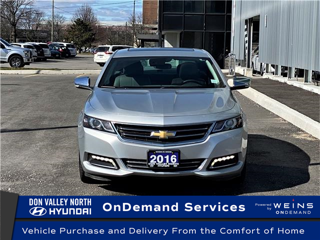 2016 Chevrolet Impala 2LZ (Stk: 9176H) in Markham - Image 1 of 16