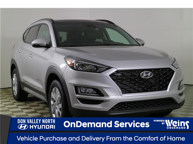 2021 Hyundai Tucson Preferred w/Sun & Leather Package (Stk: 114018) in Markham - Image 1 of 24