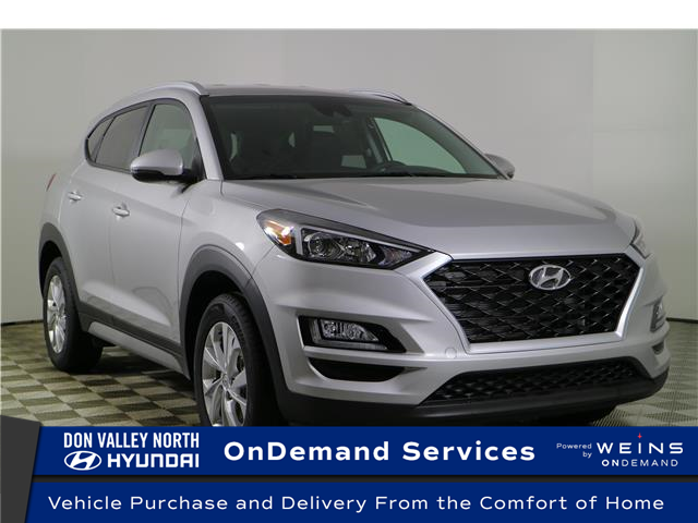 2021 Hyundai Tucson Preferred (Stk: 114102) in Markham - Image 1 of 24