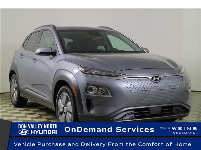 2021 Hyundai Kona EV Preferred (Stk: 114212) in Markham - Image 1 of 23