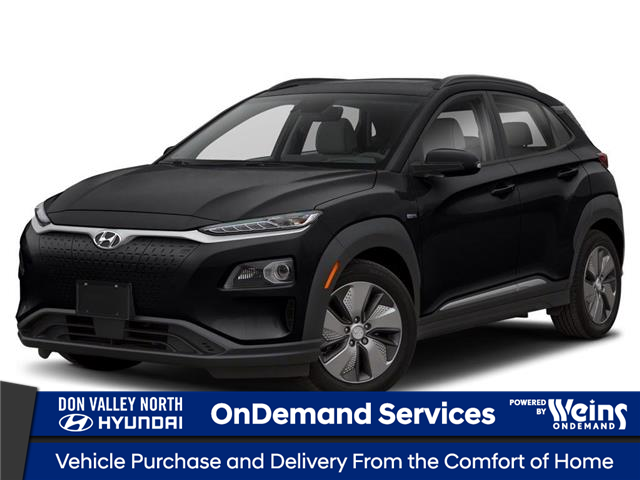 2021 Hyundai Kona EV Ultimate (Stk: 105211) in Markham - Image 1 of 9