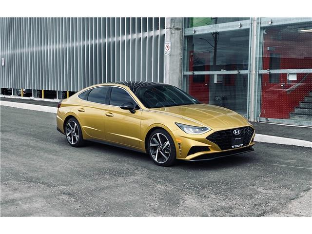 2021 Hyundai Sonata Sport (Stk: 9236H) in Markham - Image 1 of 19