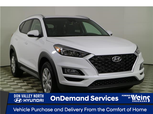 2021 Hyundai Tucson Preferred (Stk: 105062) in Markham - Image 1 of 22