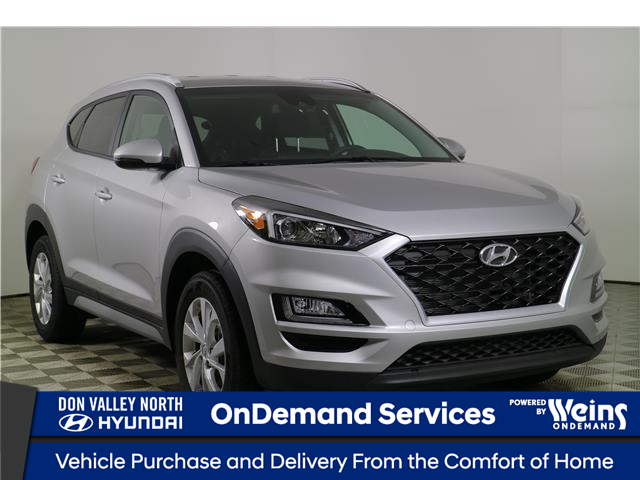 2021 Hyundai Tucson Preferred (Stk: 105109) in Markham - Image 1 of 22