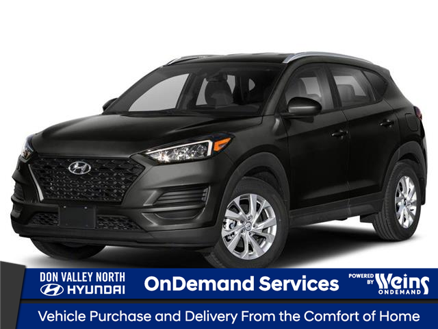 2021 Hyundai Tucson Preferred (Stk: 114277) in Markham - Image 1 of 9