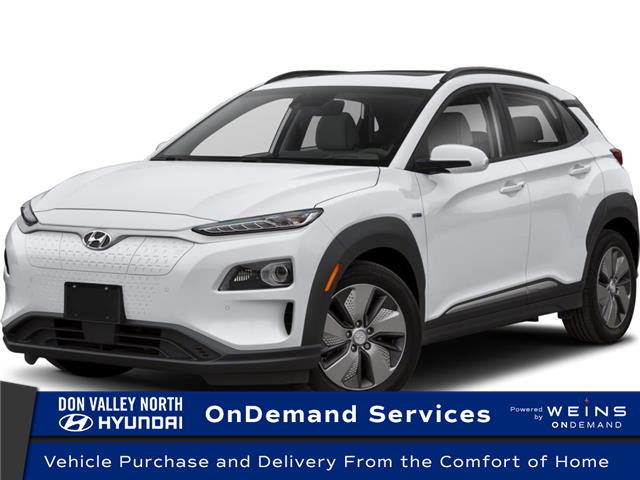 2021 Hyundai Kona EV Ultimate (Stk: 105195) in Markham - Image 1 of 1