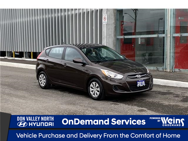 2016 Hyundai Accent GL (Stk: 9286H) in Markham - Image 1 of 15