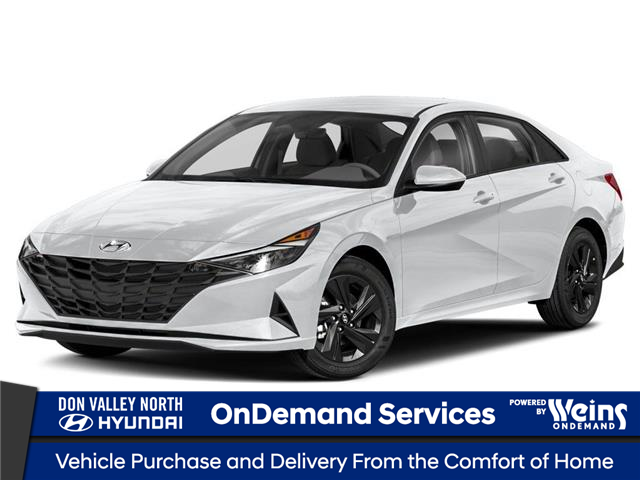 2021 Hyundai Elantra Preferred (Stk: 114125) in Markham - Image 1 of 9