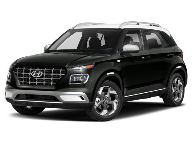 2021 Hyundai Venue Ultimate w/Black Interior (IVT) (Stk: 114187) in Markham - Image 1 of 9