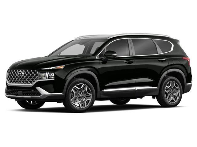 2021 Hyundai Santa Fe HEV Luxury (Stk: 16100056) in Markham - Image 1 of 2