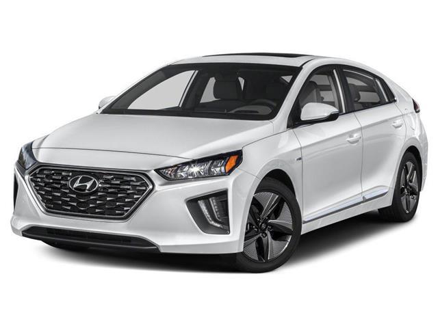 2021 Hyundai Ioniq Hybrid Ultimate (Stk: 114306) in Markham - Image 1 of 9