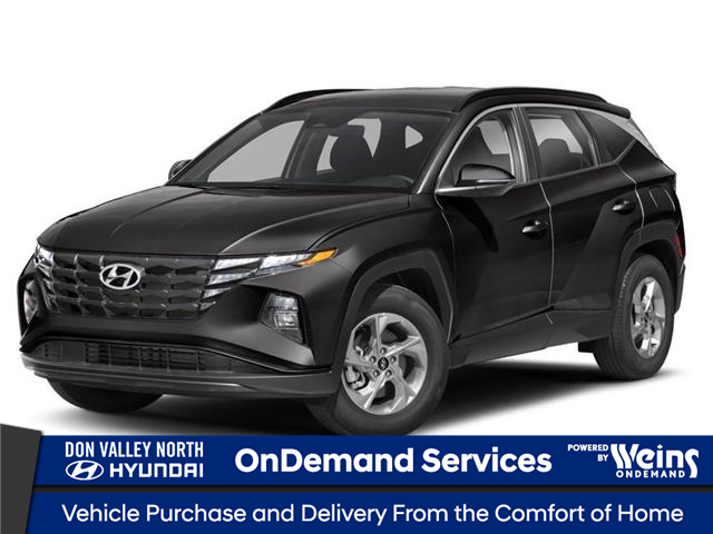 2022 Hyundai Tucson Preferred (Stk: 114446) in Markham - Image 1 of 8