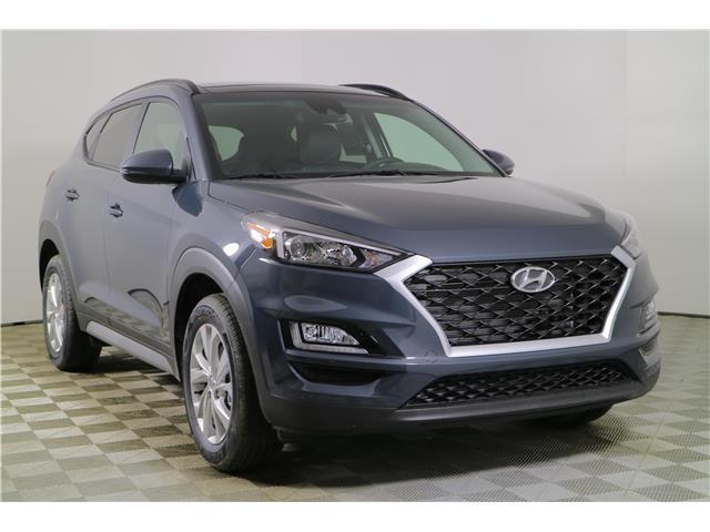 2021 Hyundai Tucson Preferred w/Sun & Leather Package (Stk: 114256) in Markham - Image 1 of 25
