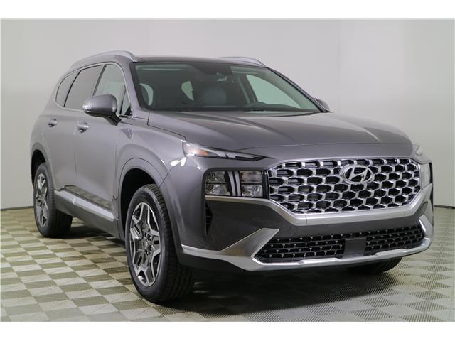 2021 Hyundai Santa Fe HEV Luxury (Stk: 114346) in Markham - Image 1 of 27