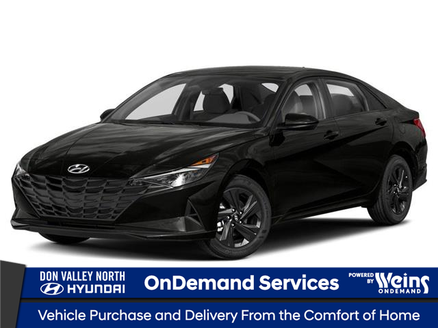 2021 Hyundai Elantra Preferred (Stk: 114508) in Markham - Image 1 of 9
