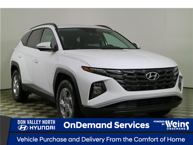 2022 Hyundai Tucson Preferred (Stk: 114449) in Markham - Image 1 of 25
