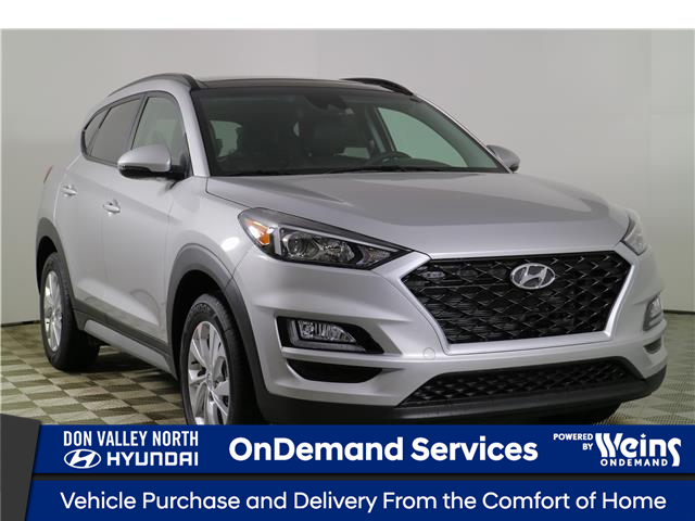 2021 Hyundai Tucson Preferred w/Sun & Leather Package (Stk: 114018) in Markham - Image 1 of 24