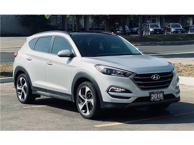 2016 Hyundai Tucson Limited (Stk: 16U100046) in Markham - Image 1 of 18