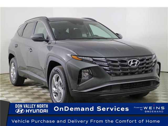2022 Hyundai Tucson Preferred (Stk: 114376) in Markham - Image 1 of 25