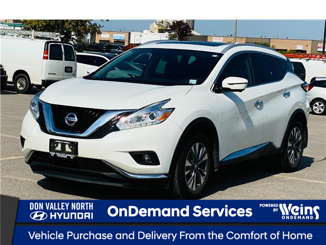 2017 Nissan Murano SL (Stk: 114456A) in Markham - Image 1 of 13