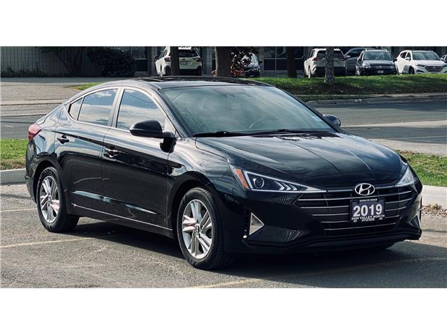 2019 Hyundai Elantra Preferred (Stk: 105223A) in Markham - Image 1 of 17