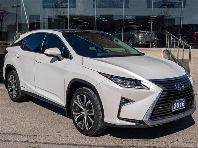 2016 Lexus RX 450h  (Stk: 30061A) in Markham - Image 1 of 25