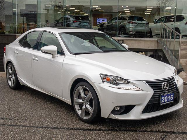 2016 Lexus IS 350  (Stk: 30242A) in Markham - Image 1 of 24