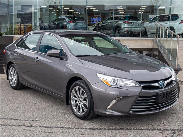 2016 Toyota Camry Hybrid  (Stk: 30210A) in Markham - Image 1 of 25