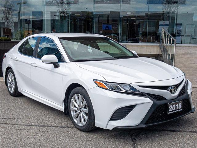 2018 Toyota Camry  (Stk: 30328A) in Markham - Image 1 of 18