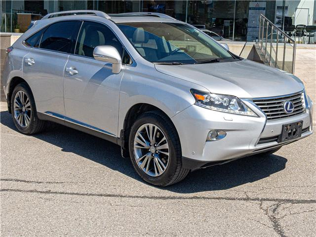 2013 Lexus RX 450h  (Stk: 30395A) in Markham - Image 1 of 24