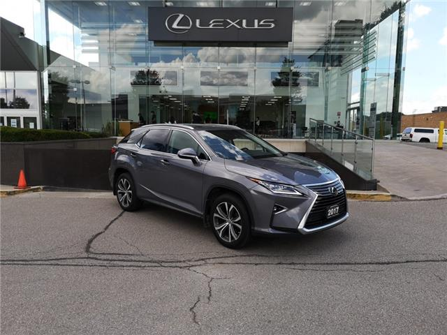 2017 Lexus RX 350  (Stk: 31024A) in Markham - Image 1 of 1