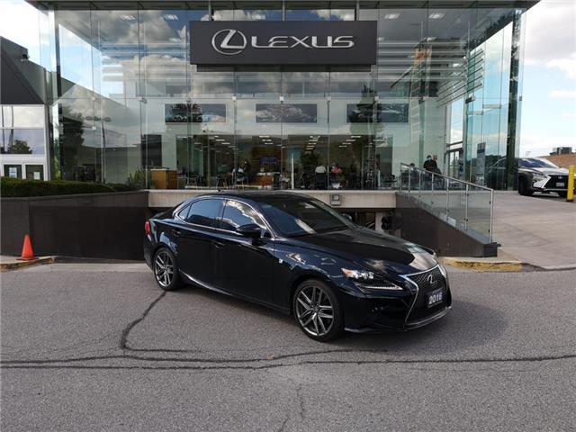 2016 Lexus IS 350 Base (Stk: 31052A) in Markham - Image 1 of 1