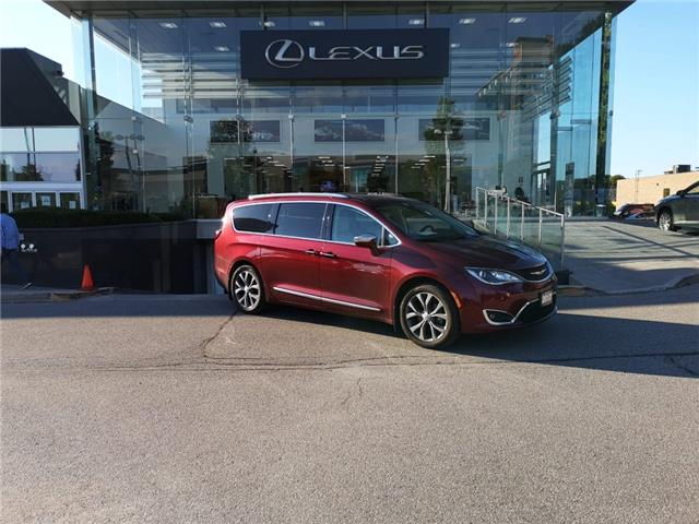 2017 Chrysler Pacifica Limited (Stk: 31067A) in Markham - Image 1 of 1