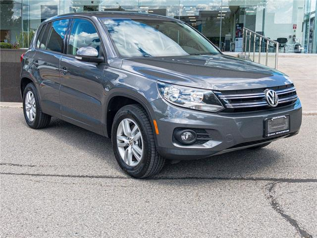 2013 Volkswagen Tiguan  (Stk: 30975A) in Markham - Image 1 of 20