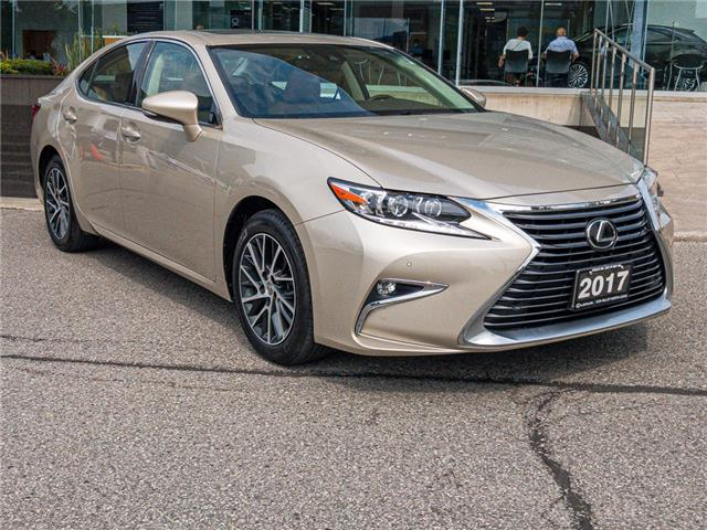 2017 Lexus ES 350 Base (Stk: 31202A) in Markham - Image 1 of 27