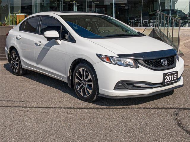 2015 Honda Civic  (Stk: 31343A) in Markham - Image 1 of 25