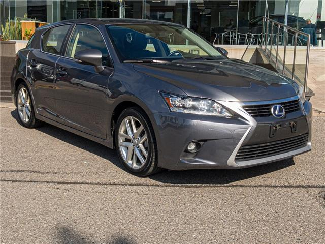 2016 Lexus CT 200h  (Stk: 31179A) in Markham - Image 1 of 21