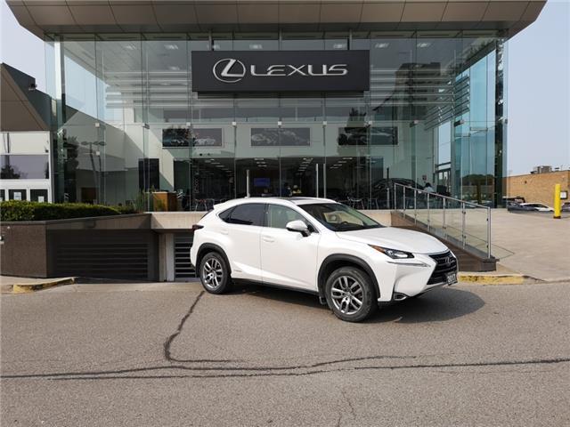 2017 Lexus NX 300h Base (Stk: 31400A) in Markham - Image 1 of 1