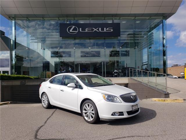 2014 Buick Verano Leather Package (Stk: 31440A) in Markham - Image 1 of 1