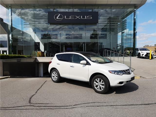 2012 Nissan Murano S (Stk: 31419A) in Markham - Image 1 of 1